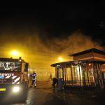Apeldoornauto brand uit in parkeergarage marktplein.© Maarten Sprangh